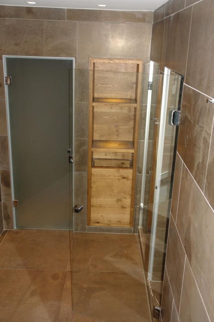 sauna und dampfdusche glasteam gmbh. Black Bedroom Furniture Sets. Home Design Ideas