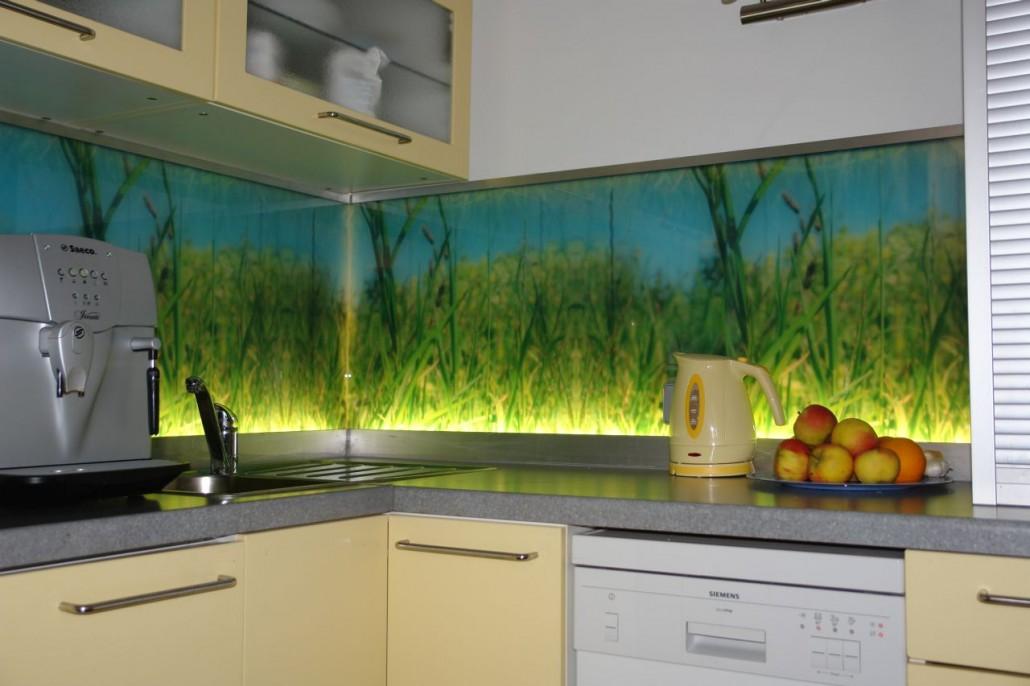 Glasruckwande Kuchentruckwande Der Glaserei Glasteam Munchen